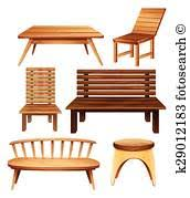 wood furniture clipart. Exellent Clipart Wooden Furniture To Wood Furniture Clipart W