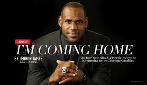 lebron james i m coming home wallpaper.  Lebron Lebron James Iu0027m Coming Home Intended I M Wallpaper 1