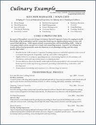 Line Cook Job Description For Resume Chef Resume Examples Resume