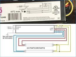 fluorescent light ballast wiring diagram how to wire fluorescent Automotive Wiring Diagrams at B454punv E Wiring Diagram