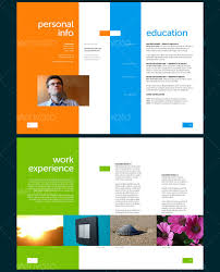 8 Page Resume Template