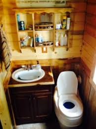 tiny house toilet. Bathroom With Composting Toilet Tiny House