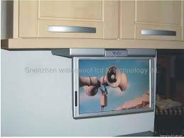 Small Kitchen Television