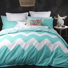 marley aqua duvet cover set by logan and mason commercial supplies