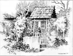 open door drawing. Contemporary Drawing The Open Door  Drawing By Artist Sankara Babu Pen Paper To