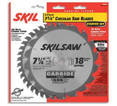 Skil Circular Saw Blades 75312 View Larger