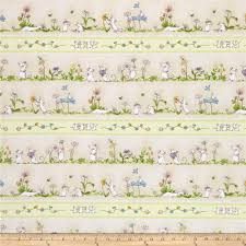 Fabric With Pictorial Design