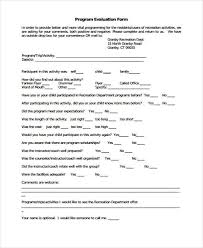 Activity Evaluation Form Template Quick Peer Evaluation Form ...