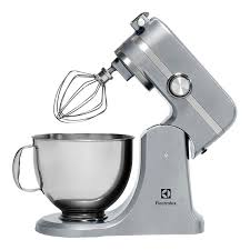 electrolux stand mixer. electrolux ekm4700s stand mixer 4.8l 1000w s/s bowl