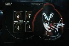 gene simmons solo album. kiss gene simmons signed solo album picture disc 1978. aucoin