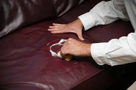 cleaning paint from leather upholstery and furniture