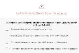I created an epic account by linking my facebook or google+ account, but i wasn't prompted to create a password! How To Transfer Your Fortnite Account Between Nintendo Accounts Guide Nintendo Life