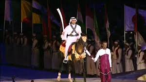 Video of asian games 2006