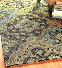 gallery outdoor rugs 8 by 10 x rug blue patio aqua full size