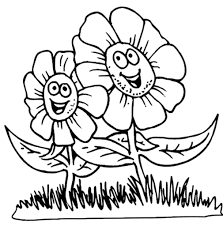 Amazing Flower Colouring Pages Printable Pictu 7820