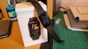 Honor Watch ES - Unboxing - Coolsmartphone