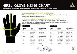 Golf Glove Hand Size Chart Hirzl Mens Hybrid Golf Gloves Black White Medium Right Hand