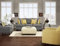 gray and yellow furniture. Buffington 2600 Maxwell Gray And Yellow Furniture