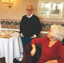 Potter honored with Studs Terkel award - Herald-Whig -