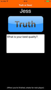 Truth Or Dares Truth Or Dare Free On The App Store