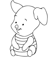 Free Disney Coloring Pages Pin Baby
