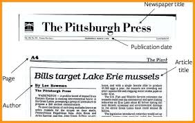 Create Newspaper Article Template Newspaper Templates Create A Fake Article Template Helenamontana Info