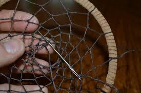 How To Make A Dream Catcher Web Making a Dreamcatcher Eden Hills 55