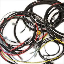 willys jeep parts restoration wiring walck s wheel drive wiring harness wwii mb gpw 1942 44 radio filter under dash