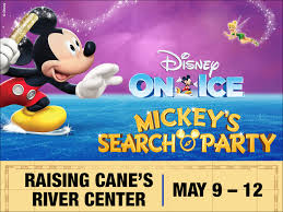 disney on ice presents mickey s search party vary by show river center arena
