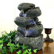 tabletop water fountain indoor how to make a small diy zen ho