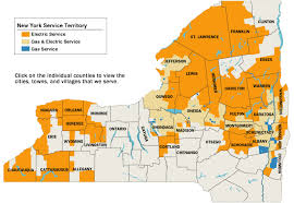 National Grid Customer Service National Grid Service Territory Map