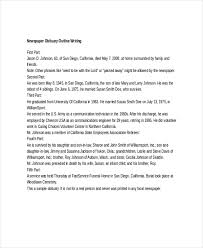 Free 5 Obituary Writing Examples Samples In Pdf Doc