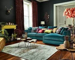 Eclectic Living Room Design Ideas Remodels Photos Houzz Eclectic Stunning Living Room Turquoise Remodelling