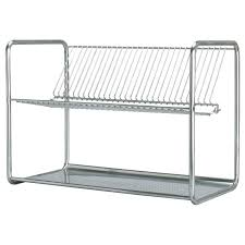 wall mounted drying rack ikea dish drying rack hanging dish drying rack clear counters by hanging