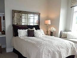 Best 25+ Bed without headboard ideas on Pinterest | Homemade spare bedroom  furniture, Homemade bed frames and Build a platform bed