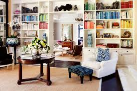 Living Room Bookcase Living Room Minimalist Living Room Interiors Design With Square