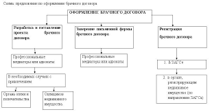 Что бы я поменял в законодательстве Казахстана почему и что это  Схема Брачный договор согласно нормам СК РФ