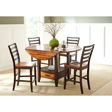 Counter Height Kitchen Tables High Chair Dining Table Wood Sets With