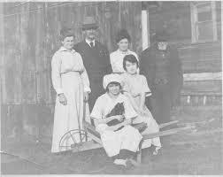 Weeks Family in Mattoon, Wisconsin