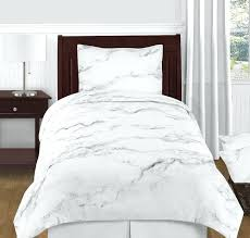 grey and white bedding grey black and white marble twin twin bedding set by sweet designs only grey white yellow bedding