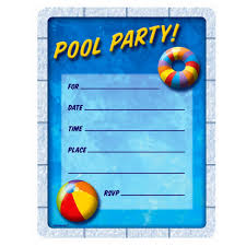 pool party invitations templates info pool party invitations templates haskovo me