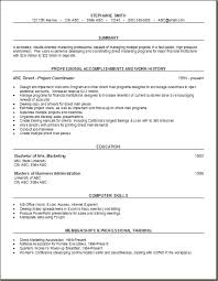 project coordinator sample resume free resumes tips - Sample Resume Project  Coordinator