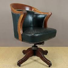 vintage leather office chair.  Leather Vintage Leather Desk Chair To Office Chair E