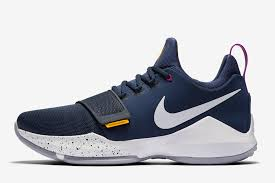 nike basketball shoes 2017. at $110, paul george\u0027s nike pg1 could be the best signature sneaker bargain on market today. its zoom air cushioning and flywire-infused upper are basketball shoes 2017