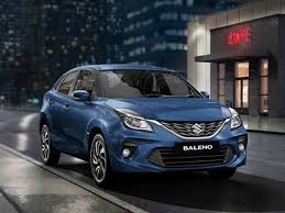 Baleno Maruti Drives In Baleno With Bs Vi Compliant Petrol