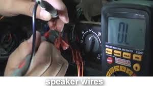 how to rewire a cut harness car stereo how to rewire a cut harness car stereo