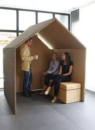 Pods office Napping An Upholstered Office Hut With People Meeting Inside Garden Huts Office Screens Office Pods Pinterest 20 Best Office Pod Ideas Images Design Offices Office Spaces