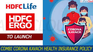 Mercycare provides quality, affordable health insurance for health care services close to home. Hdfc Life Hdfc Ergo Launched Combi Health Insurance Policy Click 2 Protect Corona Kavach