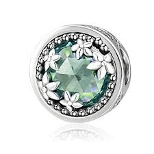 <b>CKK</b> Radiant Flower Brilliance Beads <b>925 Sterling Silver</b> Fits ...