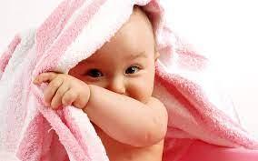 Wallpaper Curious cute baby 2560x1600 ...
